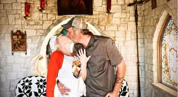 Blake Shelton asks fiance Gwen Stefani's sons for permission to be her husband