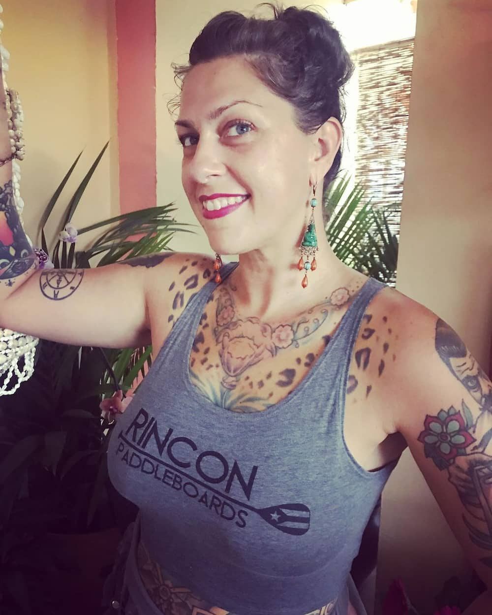Is Danielle Colby married?