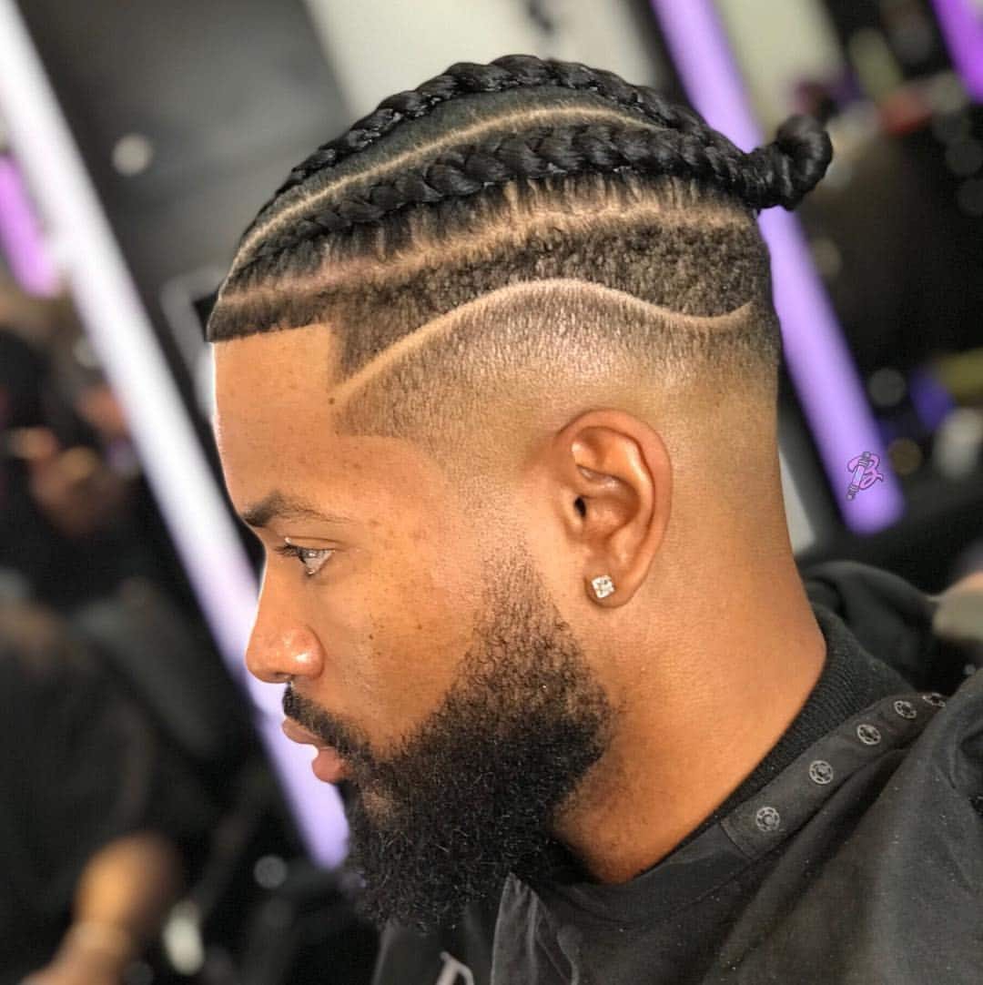 30 Mens High Fade Hairstyle Ideas To Try In 2019 Legit Ng