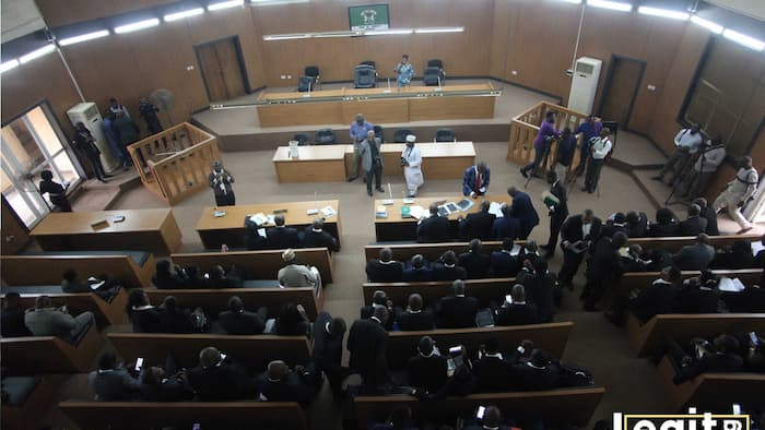 Just in: CCT adjourns hearing on Onnoghen's alleged false asset declaration to Monday, January 28