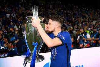 Adorable video of restaurant staff celebrating Chelsea star after Champions League triumph surfaces online