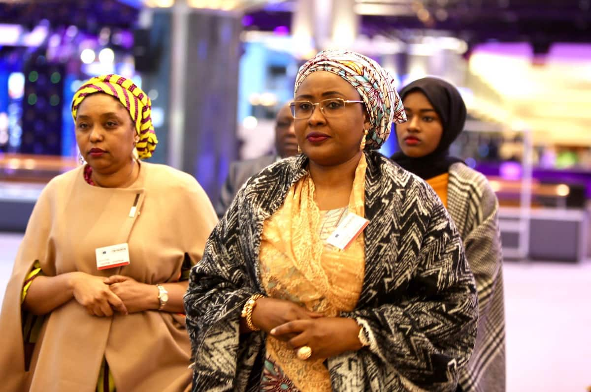 You spoke without having knowledge of SIP - Presidential aide replies Buhari's wife