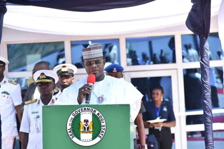 Governor Yahaya Bello says politicians frustrating Buhari's war against insecurity