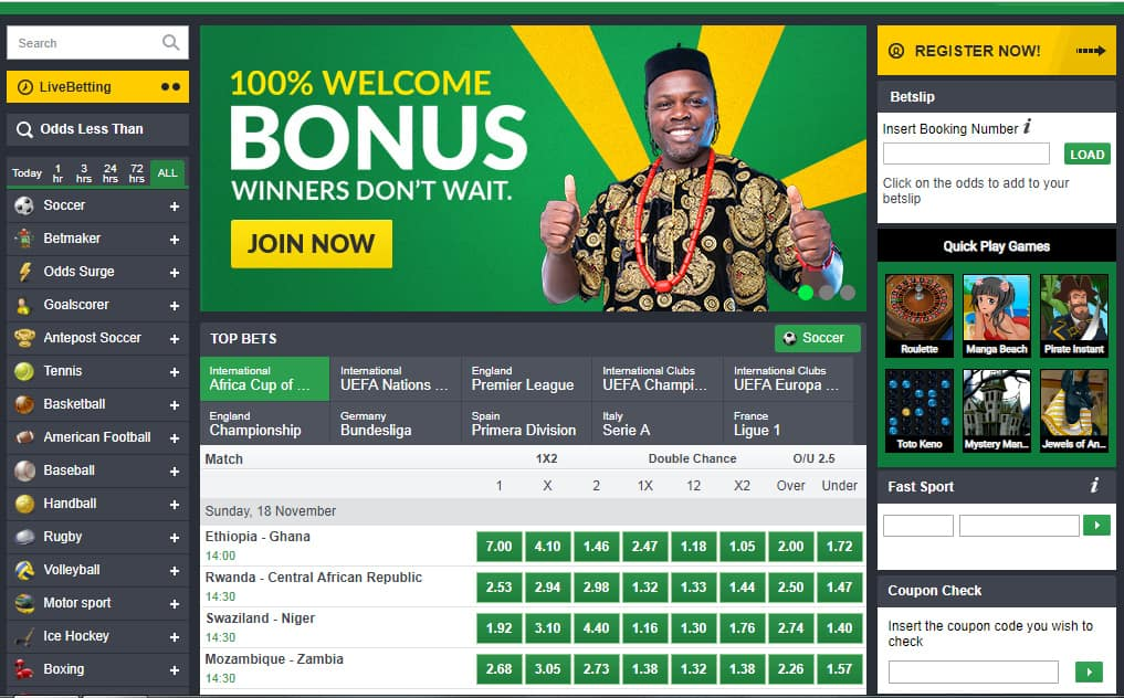 Bet9ja Match Codes and Odds [Updated] ▷ Legit ng