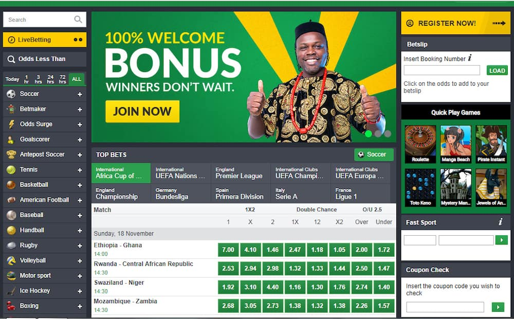 Bet9ja signs and meaning ▷ Legit ng