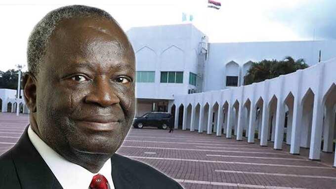 Da duminsa: Barayin sun kai hari fadar Aso Villa, sun shiga gidan nakusa da Buhari