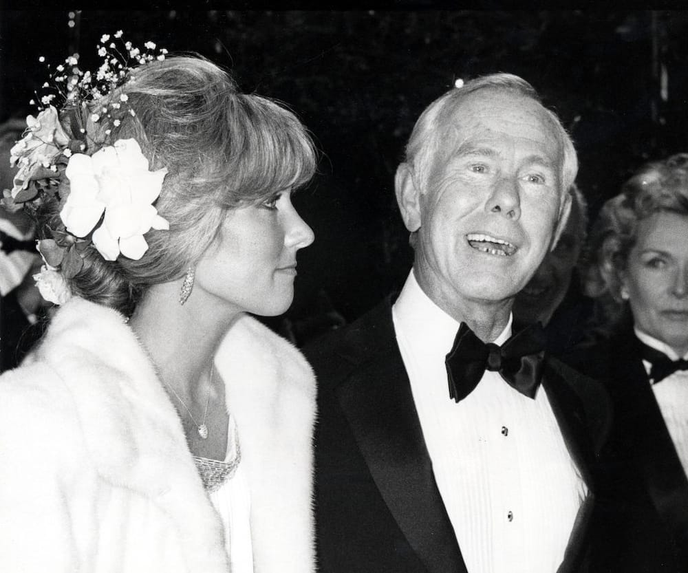 Johnny Carson spouse