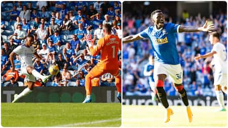 Rangers vs Real Madrid: Scottish League champions come from behind to beat Los Blancos