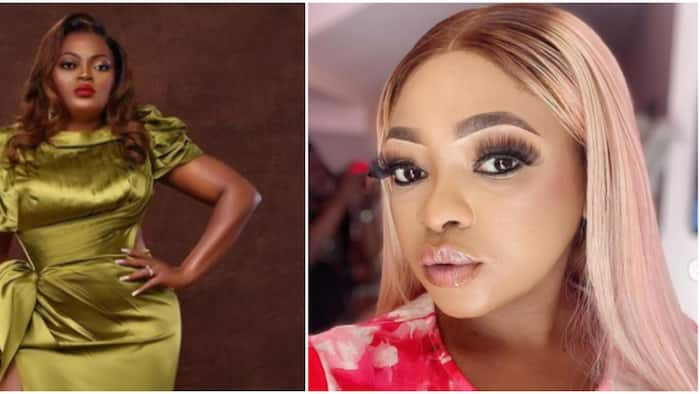 Actress Funmi Awelewa pledges loyalty to colleague Funke Akindele, calls her leader and role model
