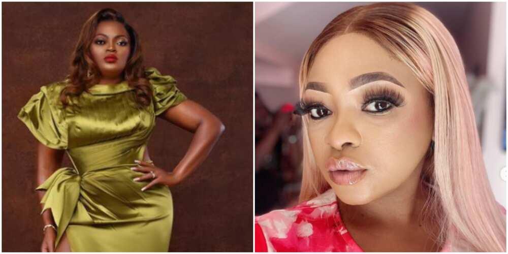 Funke Akindele is Funmi's role model