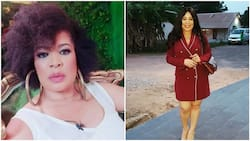 I was once called 'miss piggie' - Monalisa Chinda speaks on being body-shamed