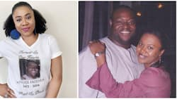 He is not the kind of man you can forget, Stella Damasus says as she remembers late hubby 16 years after his demise