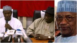 IBB at 80: Throwback to when Babangida asked Jonathan to sit on Yar'Adua's chair, Otedola shares story
