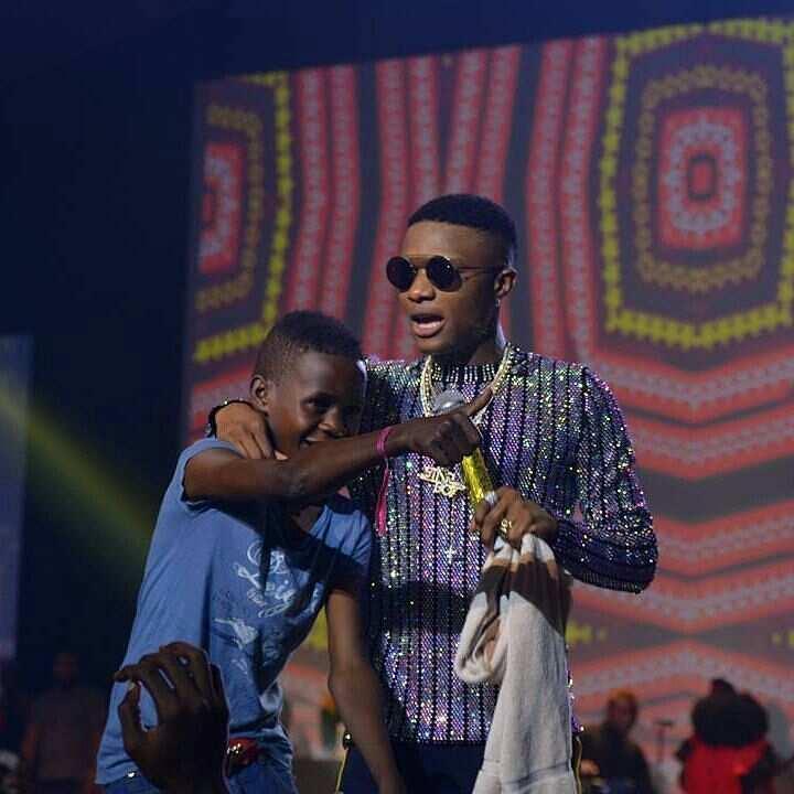Richest kid in Nigeria