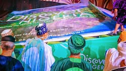 """Fact-check: Is Buhari's photographer's """"Discover Nigeria"""" recognised as largest pictorial book in the world?"""