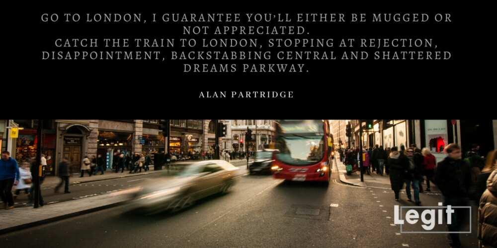 Alan Partridge qoute