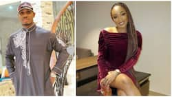 You can never bring a good man down: Footballer Ighalo reacts to estranged wife's callout
