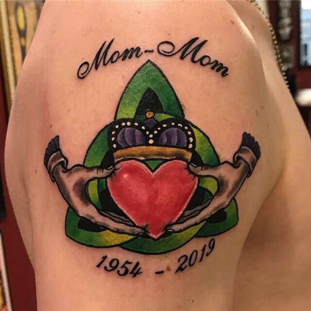 Irish heritage tattoos