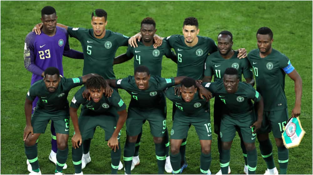 Super Eagles ranked 2nd most valuable team in Africa, 21st in world