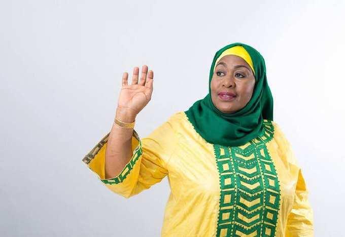 Abubuwa 10 da ya kamata ka sani a kan Macen farko da za ta zama Shugabar kasar Tanzania