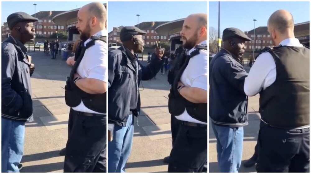 Nigerian preacher arrested for public disturbance