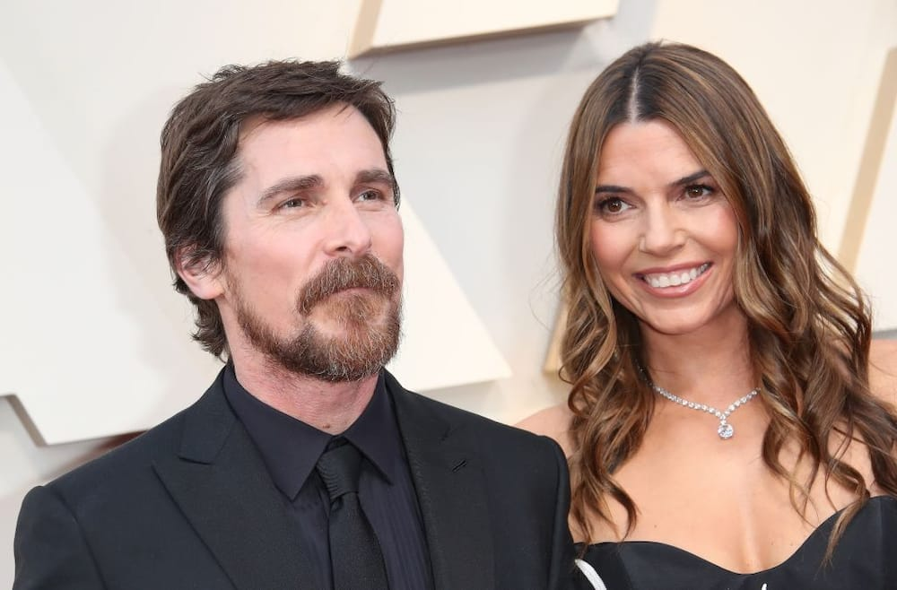 Who is Christian Bale married to?