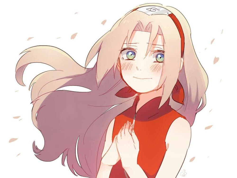 Best female anime characters