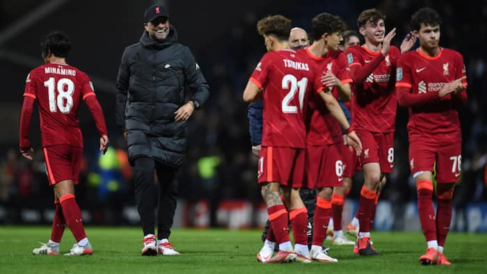 Liverpool advance to EFL Cup quarterfinals after hard-fought victory over lower league side