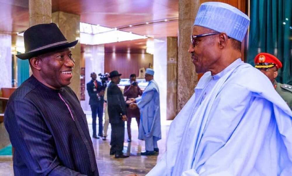 Buhari ya mika sakon gaisuwa ga tsohon Shugaban kasa Goodluck Jonathan yayinda ya cika shekaru 63