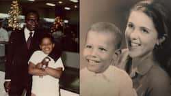 I didn't really know my father - Barack Obama recounts his childhood