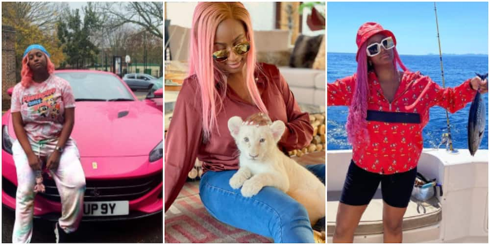 6 facts that confirm DJ Cuppy was made for the lavish lifestyle