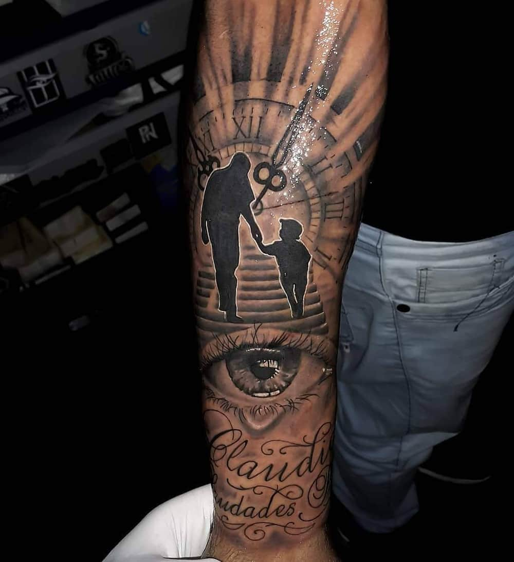 tattoo ideas for men arm