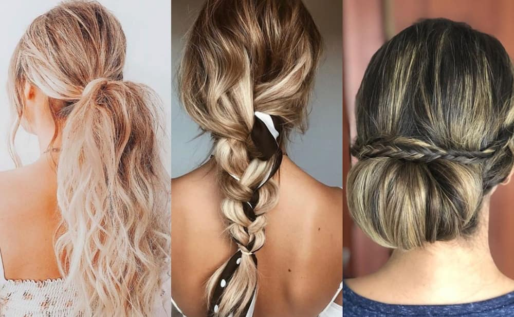 20 Cute And Easy Hairstyles For Long Hair To Do At Home