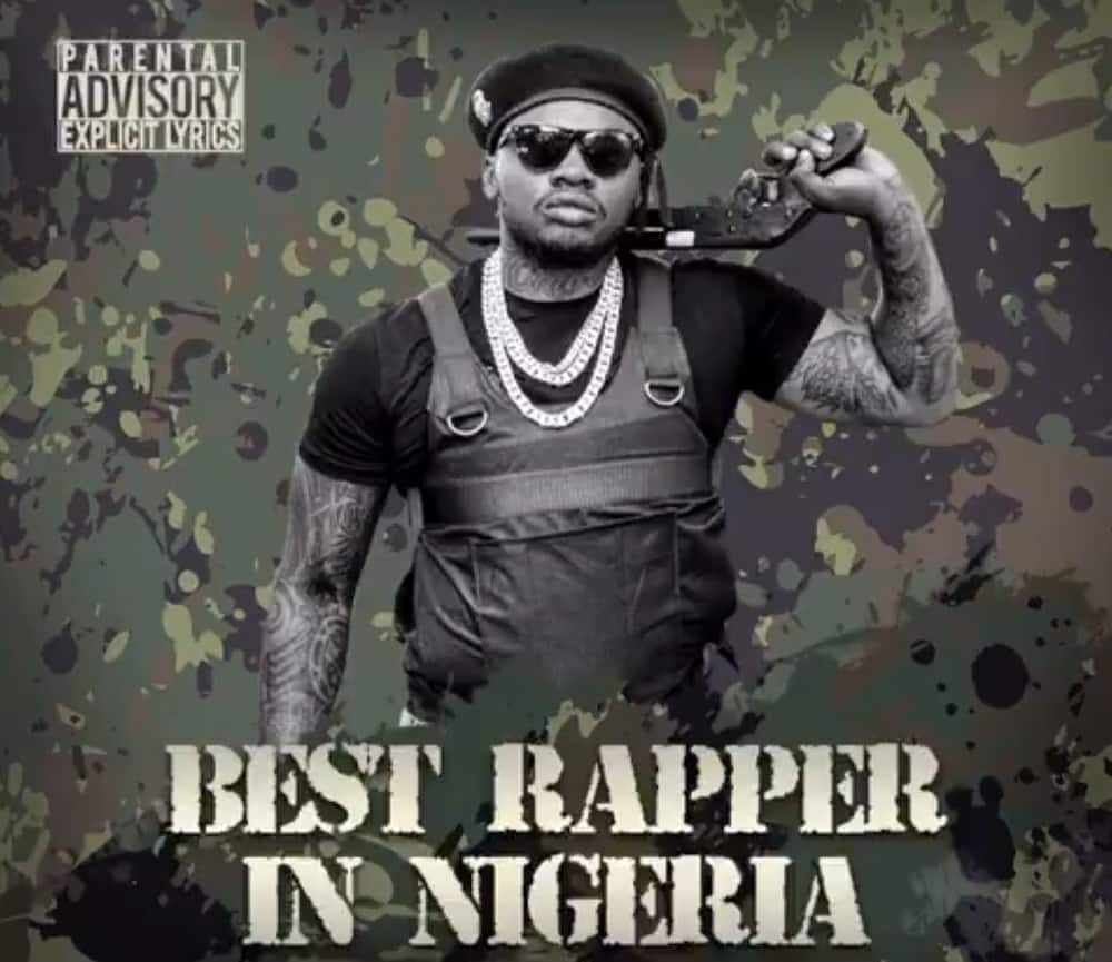 Khaligraph Jones - Best Rapper in Nigeria lyrics