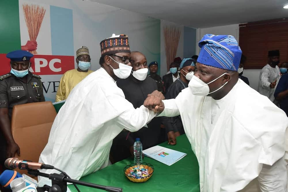 Former Lagos governor Ambode finally breaks silence on his new appointment by APC