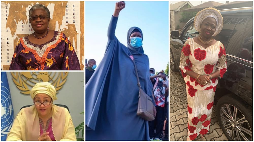 WOMEN'S FIGHT FOR INDEPENDENCE