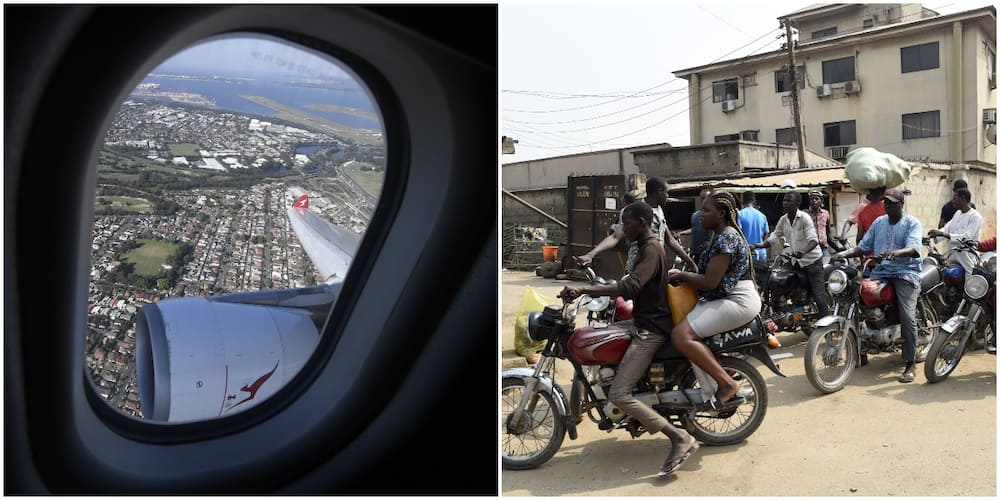 Flight Cost increase Significantly, as Nigerians now Pay Double for Okada Ride