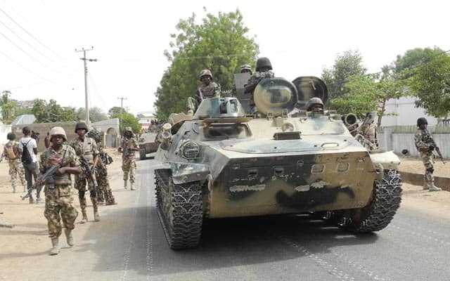 Army displays show of force in violence-prone areas of Sokoto ahead of supplementary elections