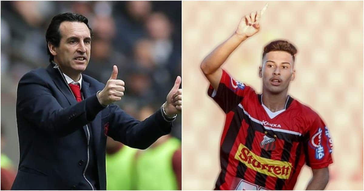 Gabriel Martinelli drops hint he could join Arsenal his summer on social media