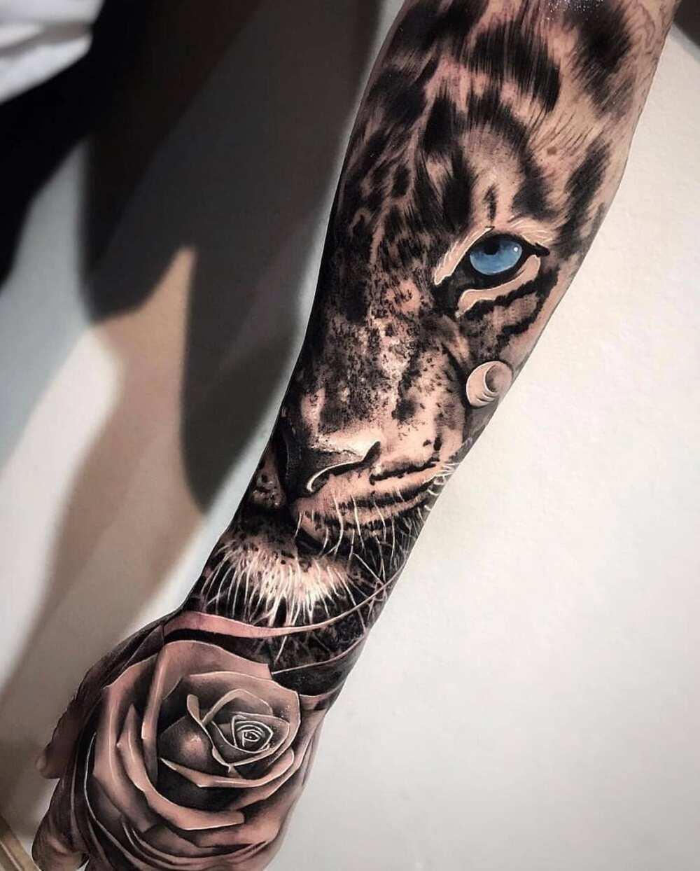 tattoos on arm
