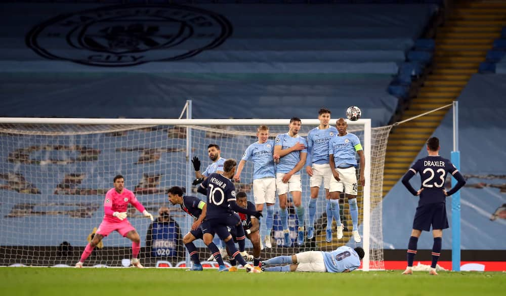 Spirited Man City Reach 1st-ever Champions League Final After Beating PSG Both Home and Away
