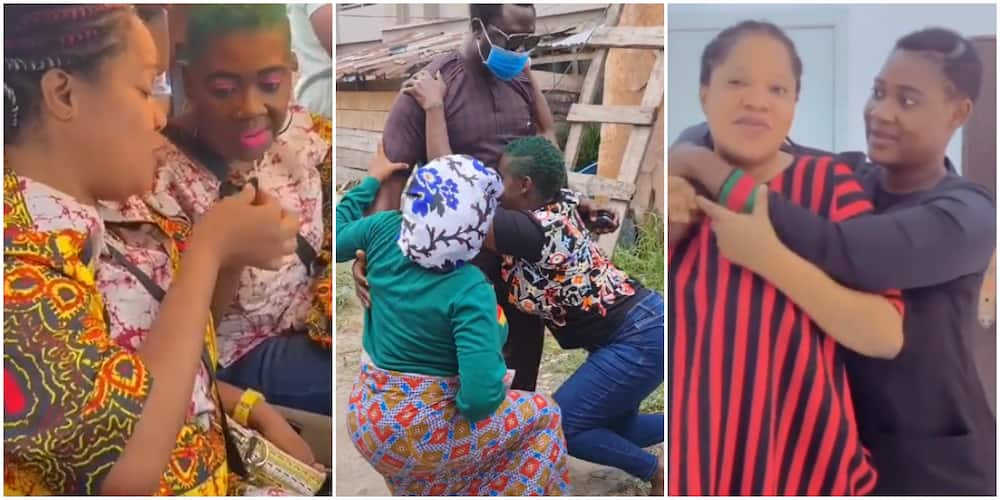 Friendship Goals: 5 Hilarious but Lovely Videos of Nollywood Stars Mercy Johnson and Toyin Abraham