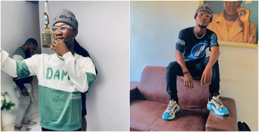 Pato Jaz calls out Nigerian top singers