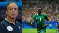 Big blow for Nigeria as crucial Super Eagles star ruled out of Algeria, Tunisia friendlies (here's why)