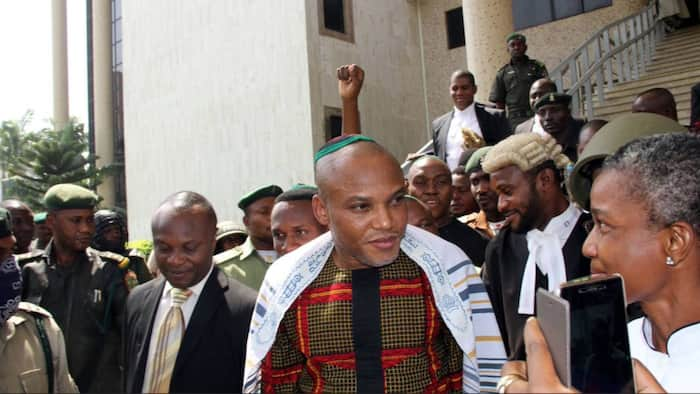 Nnamdi Kanu Trial: Journalists, lawyers barred from accessing courtroom