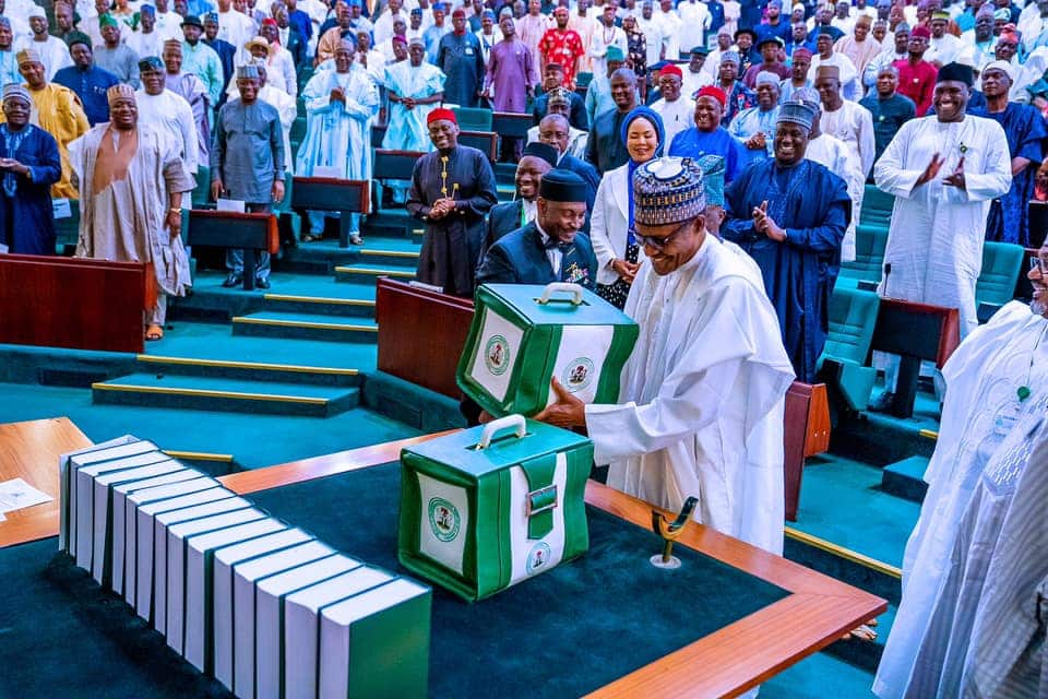 Budget Presentation: Businesses Shut Down in NASS ahead of Buhari's Arrival