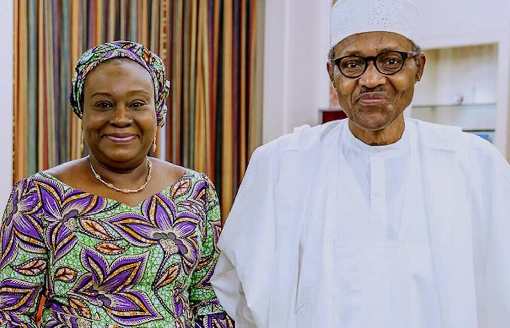 NYIF: Fiye da mutum miliyan sun nemi tallafin sana'o'i na matasa a cikin sati uku - Buhari