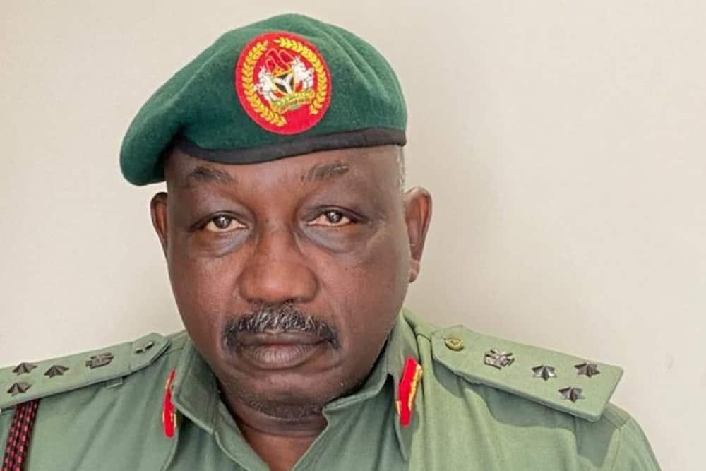 Breaking: Nigerian army announces appointment of new spokesperson