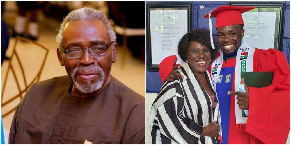 Double Celebrations: Olu Jacobs Turns 79, Last Child Graduates, Joke Silva Jubilates