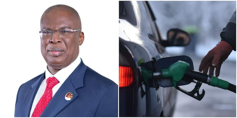 Timipre Sylva, Nigeria's petroleum minister faults fuel subsidy for the country's economic situation